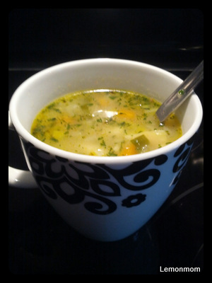 Zupa gotowa