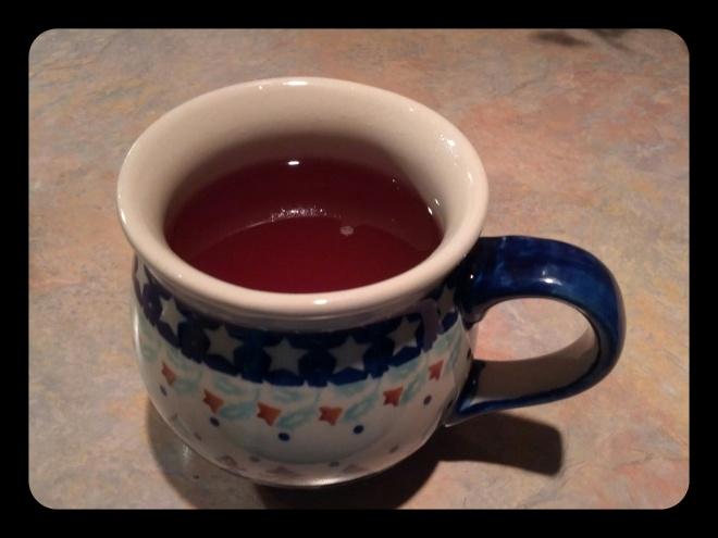 Herbatka z imbirem na wieczorne chłody