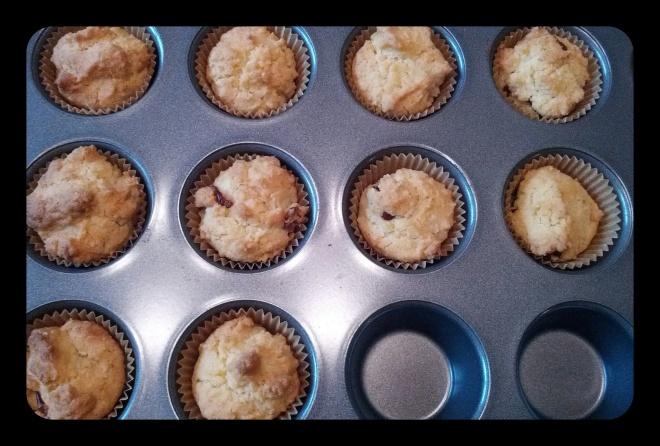 Muffinki kokosowe bezglutenowe