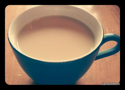 Yerba z mlekiem sojowym
