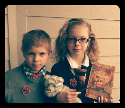 """Ron"" i ""Hermiona"""