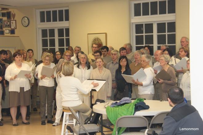 Koncert The Olympia Peace Choir